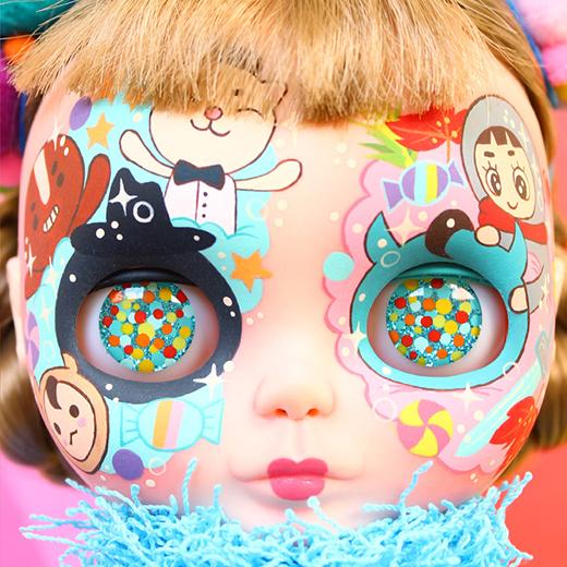 """Last custom doll """"Goblin"""" (May 2017)"""