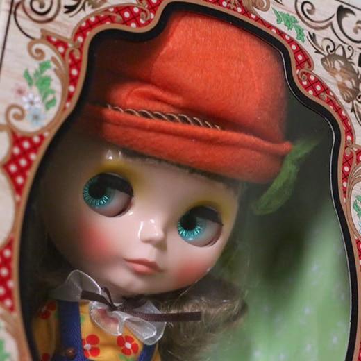 Blythe doll (Vera Floretine)