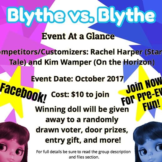 Blythe vs Blythe Flyer