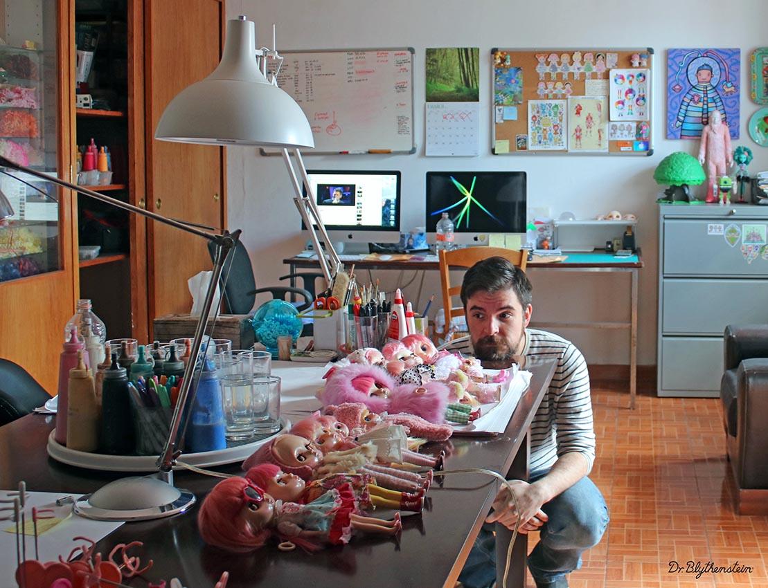 Juan Jacobo Vaz's workplace