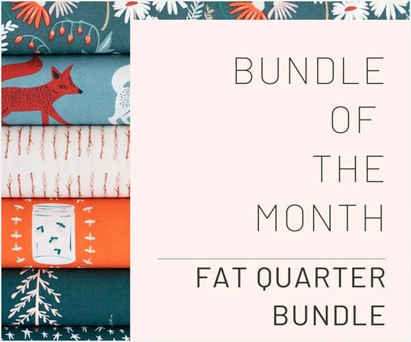 TheSunnyPathFabrics Bundle of the Month