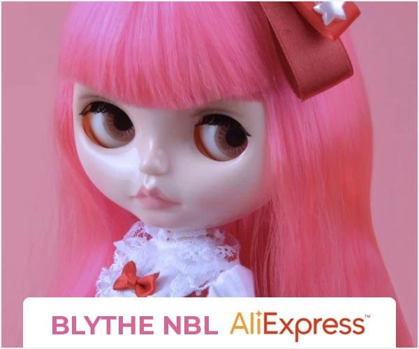 AliExpress - I'm Blythe Store