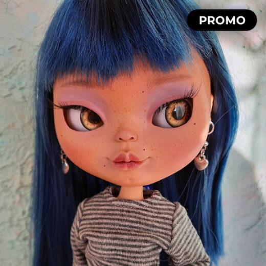 Custom Blythe Doll by BlytheDollsIPStudio