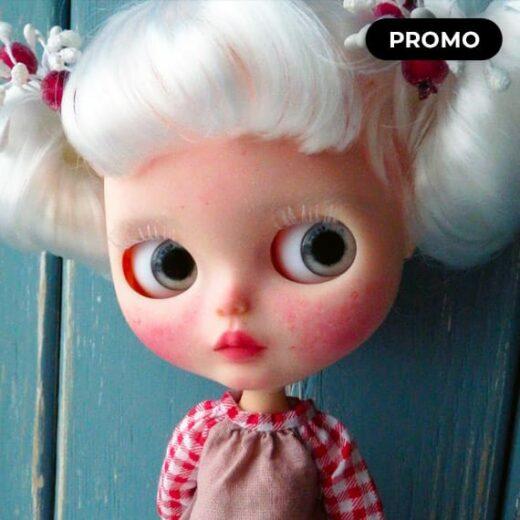 Custom Blythe Doll for Adoption / Sale by IrisBDoll