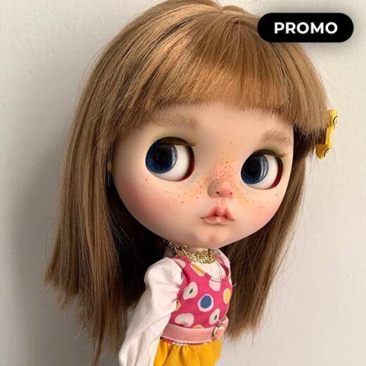 Custom Blythe Doll by FancyBambolette