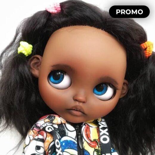 Custom Blythe Doll for Adoption / Sale by KarolBlytheDolls