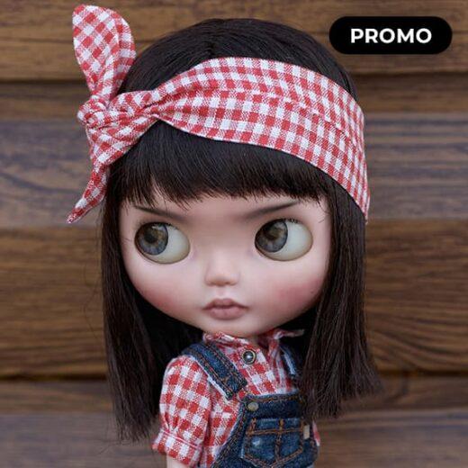 Custom Blythe Doll for Adoption / Sale by SvetuliaLapulia