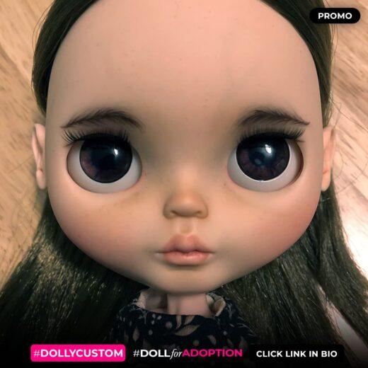 Custom Blythe Doll by LiluCastillejaDolls