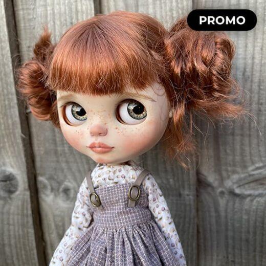 Custom Blythe Doll by PicimenClub
