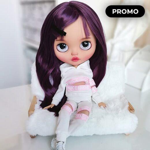 Custom Blythe Doll for Adoption by UmkaDolls