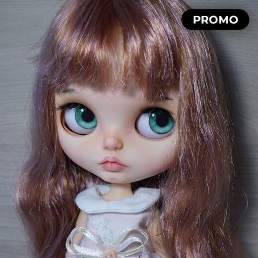 Custom Blythe Doll for Adoption / Sale by LeDiBlythe
