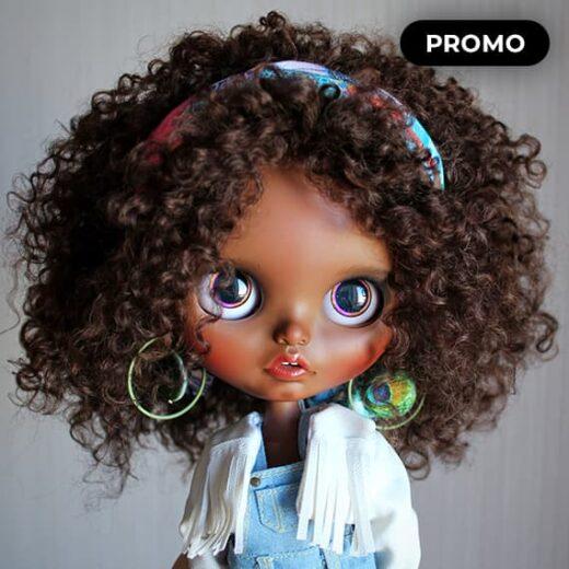 Custom Blythe Doll for Adoption / Sale by MelenaBlythe