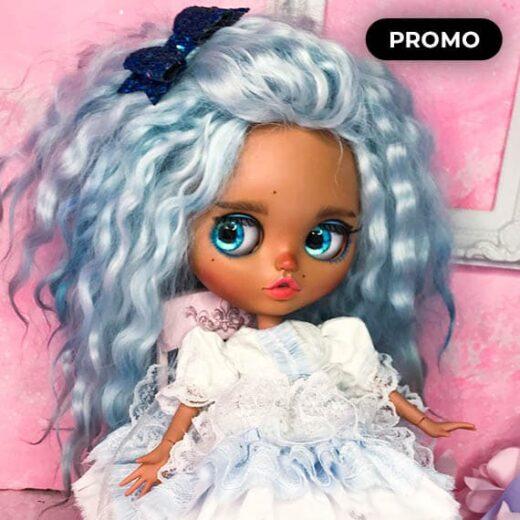 Custom Blythe Doll for Adoption / Sale by CandyJamBlytheDolls